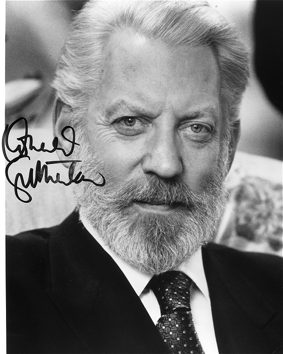 Donald Sutherland - Images Actress