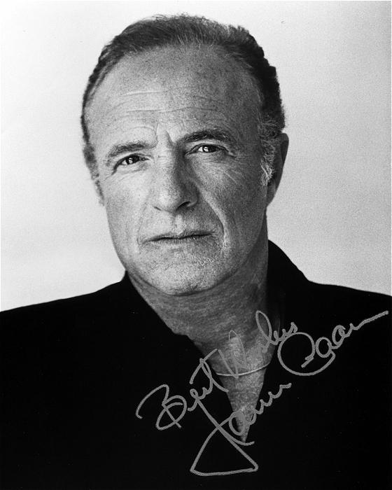 James Caan Autograph
