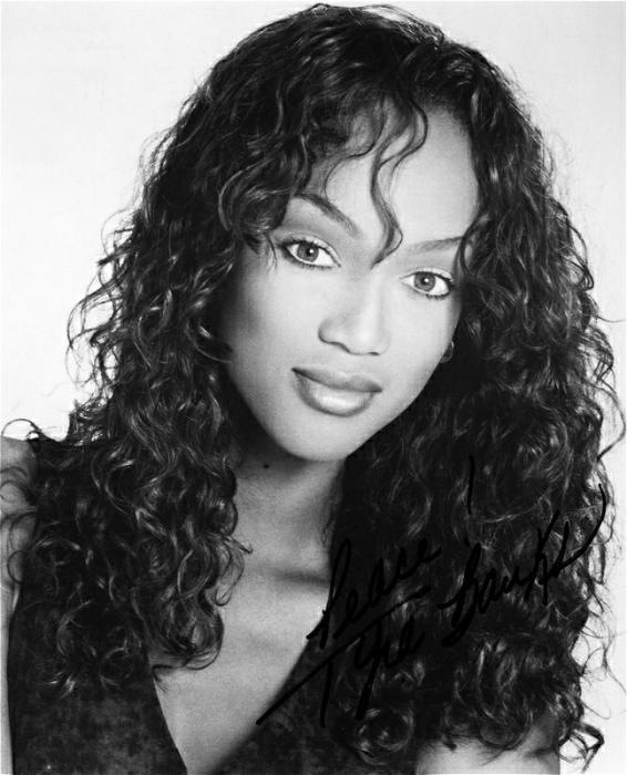Tyra Banks Agency: Blackfox Models Africa: March 2013